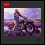 Tom Fritz Artist Harley Davidson Art Prints Motorcycle Art Prints Hot Rod Art Prints